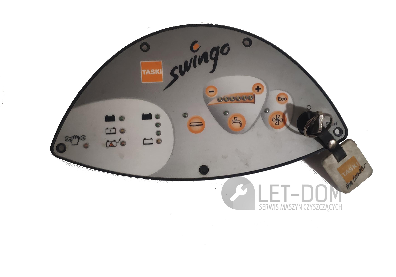 Używany panel do maszyny Taski Swingo 1255 755 Power