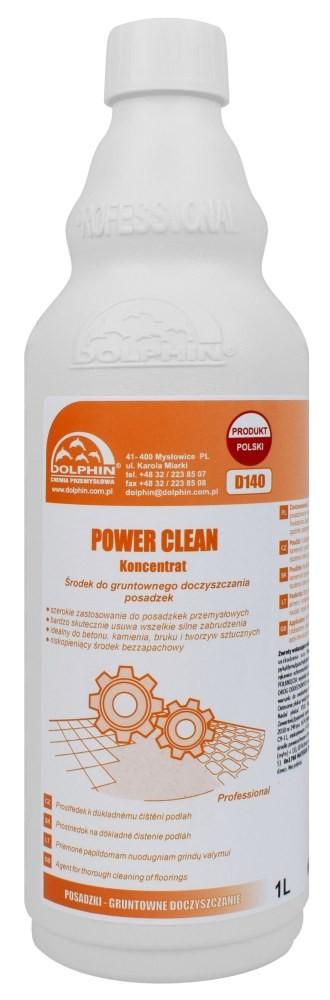 Power clean mycie i doczyszczanie posadzek