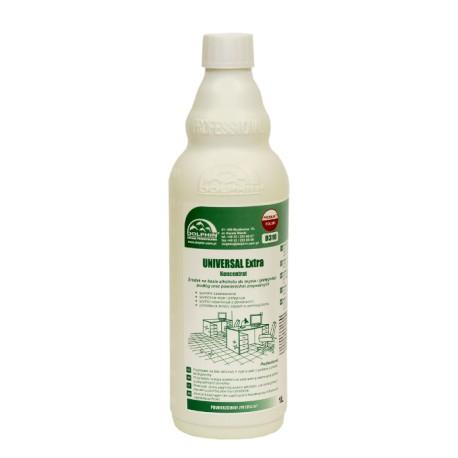 UNIVERSAL EXTRA środek na bazie alkoholu do mycia podłóg i powierzchni