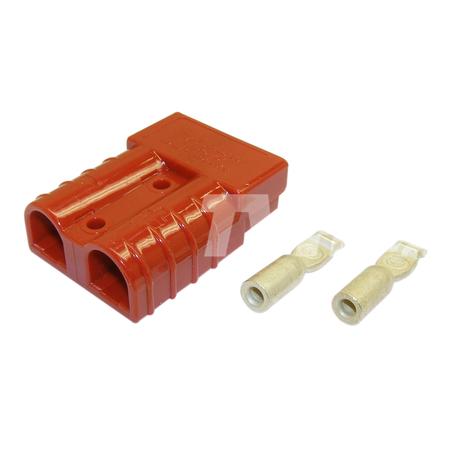 Wtyczka akumulatora SB120 35mm² 24V-48V