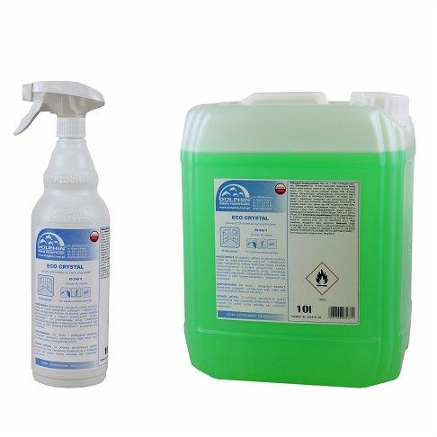 ECO CRYSTAL ekologiczny środek do mycia szyb i przeszkleń