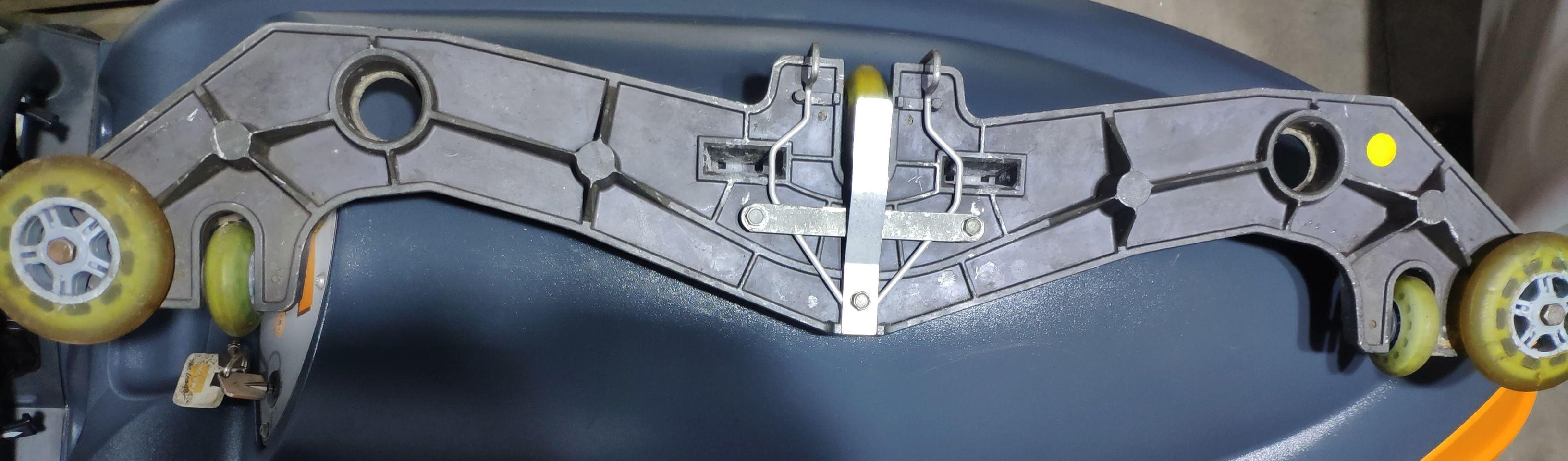 Dysza ssawa do maszyny Taski Swingo 1650